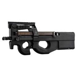 CYBERGUN BO Dynamics FN Herstal P90 Tactique Limited Edition Noir RE-BOLE5000 Fusil électrique - AEG
