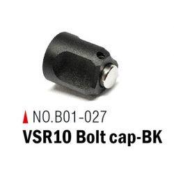 Ejército de acción Ejército de acción Bolt Cap Black VSR10 AC-AAB01027 actualiza las piezas de francotirador