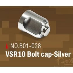 Action Army Action Army Bolt Cap Argent VSR10 AC-AAB01028 Pièces Upgrades Sniper