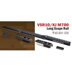 Action Army Rail long pour VSR10/M700