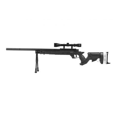 replique-Sniper L96 Pro Tactical w/ Lunette & Bipied (Well MB-05D) -airsoft-RE-WLMB05D