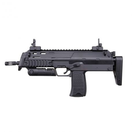 replique-SMG MP7-A1 Metal AEP (Well) -airsoft-RE-WLR4MBK