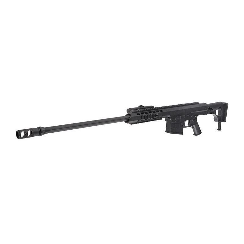 Schneewolf Barrett M98b Schwarz Mit Zweibein