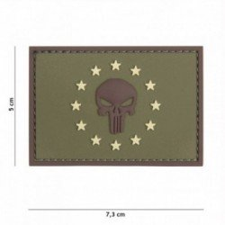 Punzonatrice per patch in PVC EU OD (101 Inc)