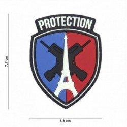 Parche de protección de PVC 3D París (101 Inc)