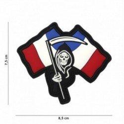 Parche francés de PVC 3D Reaper (101 Inc)