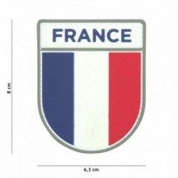 Patch aus französischer 3D-PVC-Armee (101 Inc)