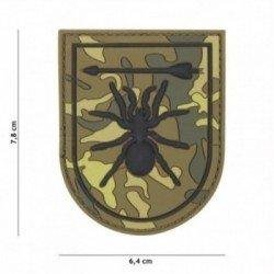 3D Special Forces PVC Spider OD Patch (101 Inc)