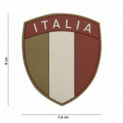 101 INC Patch 3D PVC Italie Multicam (101 Inc) AC-WP4441305537 Patch en PVC