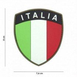 Parche Italia PVC 3D (101 Inc)