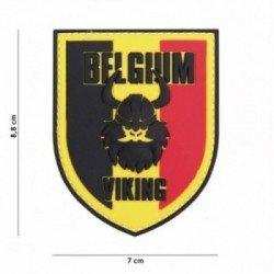 Patch 3D PVC Belgique Viking (101 Inc)