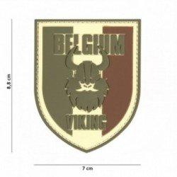 101 INC Patch 3D PVC Belgique Viking Multicam (101 Inc) AC-WP4441307001 Patch en PVC