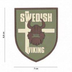 Swedish Patch PVC Viking OD (101 Inc)
