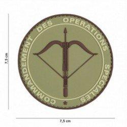 3D PVC Commandment OD Patch (101 Inc.)