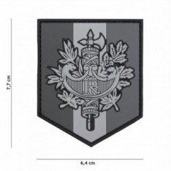 Patch 3D PVC Faisceau RF Gris (101 Inc)