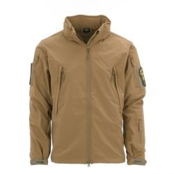 Veste Soft Shell Coyote (101 Inc)