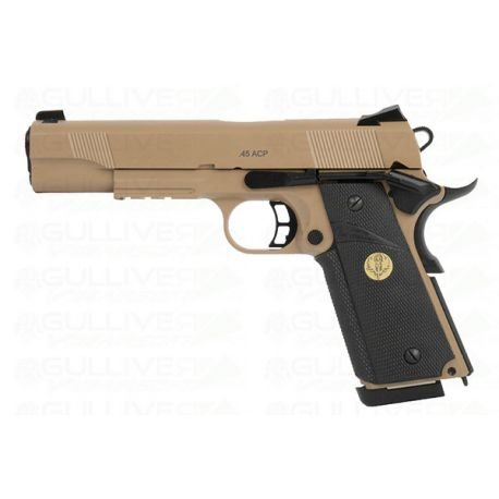 WE M1911 A1 Full metal (avec Marquage & Chargeur Supplementaire)