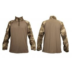 Swiss Arms Combat Shirt A-Tacs Taille L