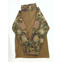 Camisa de combate Arid Woodland XL (Swiss Arms)