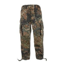 Pantalon Commando Flecktarn Taille M (Swiss Arms)