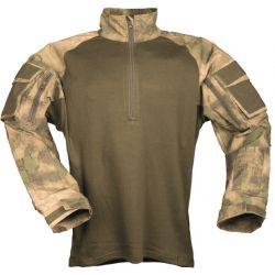 WE Swiss Arms Combat Shirt A-Tacs FG HA-CB610178 Gears Sacrifié