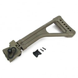 King Arms King Arms Crosse AK Repliable Désert AC-KASTOCK12DE King Arms Sacrifié