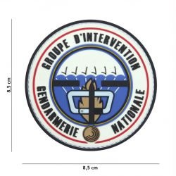 PVC 3D Patch GIGN (101 Inc)