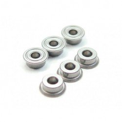 Bearing / Roulement (Set 6pcs) 6mm (Prometheus)