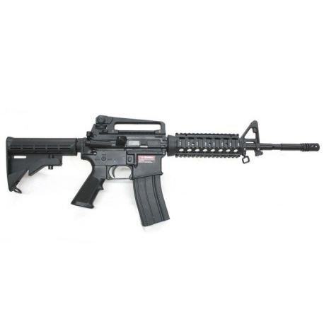 replique-S&T M4 RIS GBBR Black -airsoft-RE-ST00031