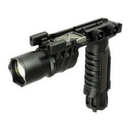 Tactical Led Lamp M910 Black (S & T)