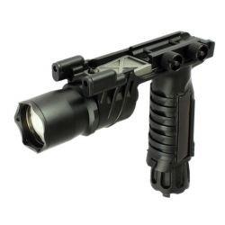 S & T S & T Led Taktische Lampe M910 Schwarz AC-ST44020 Lampe