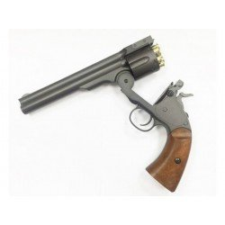 replique-WG Revolver S&W 1877 Major Co2 -airsoft-RE-WGCP138B