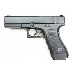 replique-Poseidon G17 Custom Noir Gaz -airsoft-RE-BWS17B