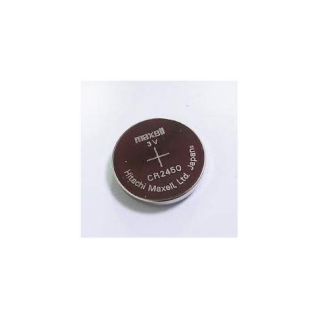 Pile lithium cr2450 - Pile cr2450 3v ...