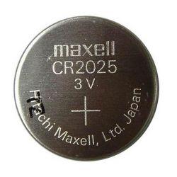 Pile Lithium CR2025 AC-A250202 Batteries