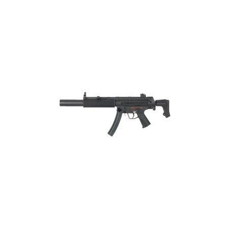 replique-Jing Gong MP5 SD6 Crosse Rétractable -airsoft-RE-JGPA0003