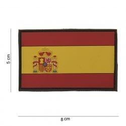 101 INC Patch 3D PVC Espagne (101 Inc) AC-WP4441103516 Patch en PVC