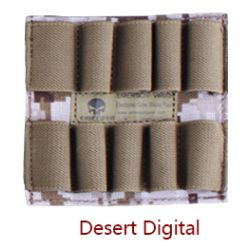 101 INC Poche molle porte lumineux Digital Désert AC-WP359880DD Equipements