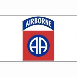 Drapeau 82e Airborne 150x100 cm