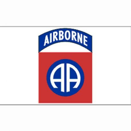 101 INC Drapeau 82e Airborne 150x100 cm AC-WP447200140 Drapeau