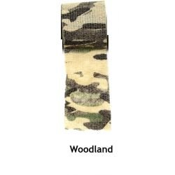 101 INC Bande Strap Woodland (101 Inc) AC-WP469352WD Uniformes