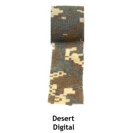 101 INC Bande Strap Digital Désert AC-WP469352DD Uniformes
