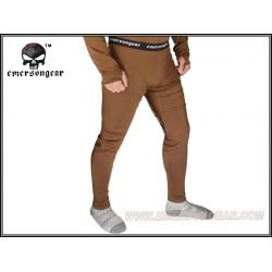 Emerson Sous-vetement Pantalon Chaud Coyote (Emerson) HA-EMEM6858 Uniformes