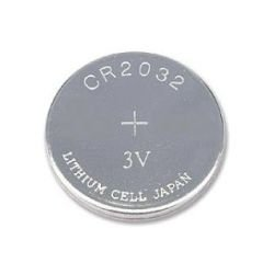 Battery Lihtium CR2032 3V Button (ASG 16692)