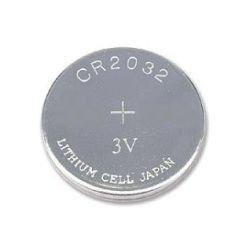 Botón de batería 3V Lihtium CR2032 (ASG 16692)