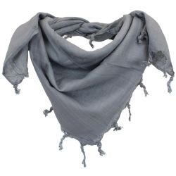 Keffieh / Cheche / Wolf Grey Scarf (101 Inc)