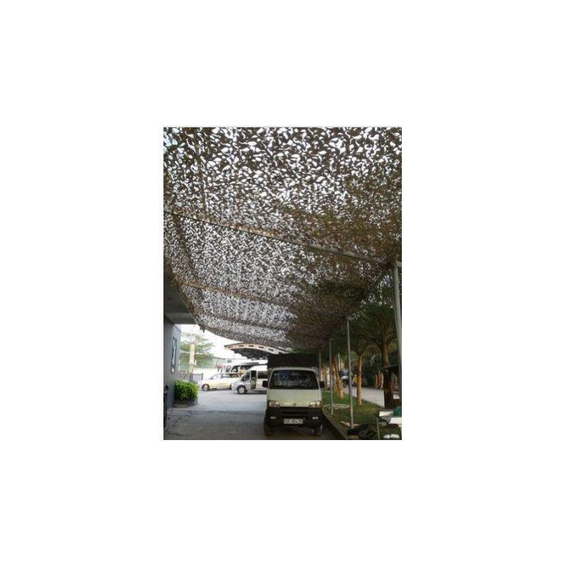 Camo Système Filet Camouflage Blanc au mètre - Phenix Airsoft