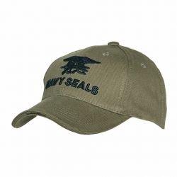 Gorra de béisbol Navy Seals OD (101 Inc)