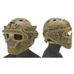 Emerson Emerson Casque G4 System PJ Deluxe Masque Coyote AC-EMEM9197B Equipements
