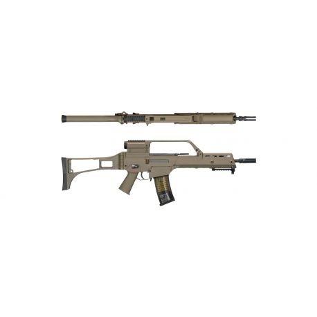 replique-Ares G36K Fibre & Blowback Desert -airsoft-RE-AR055KDE